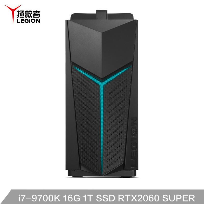 拯救者 刃9000 3代 英特爾酷睿i7 分體臺式機 黑色