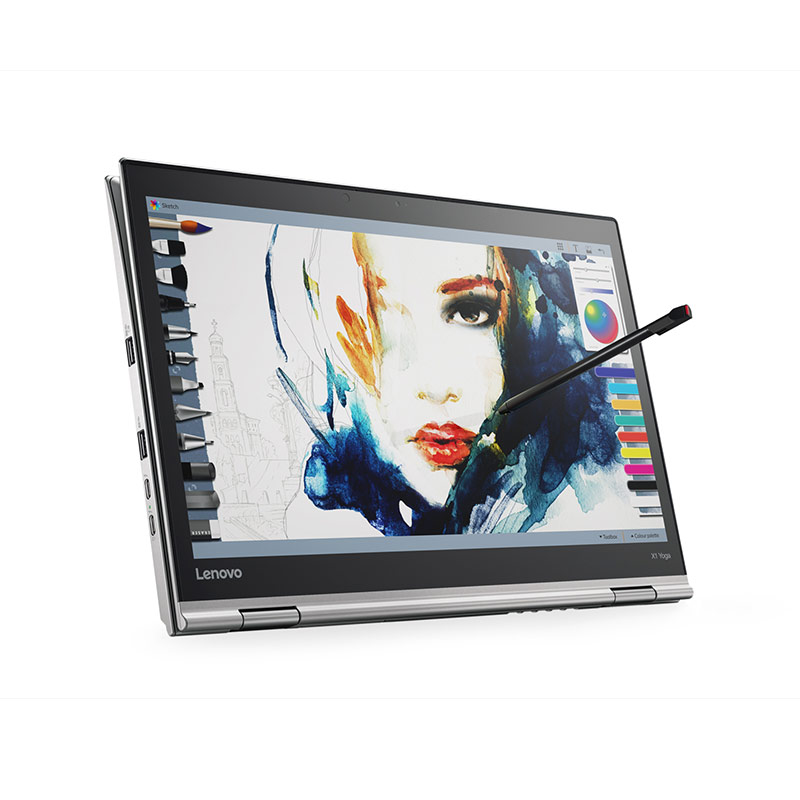 ThinkPad X1 Yoga 笔记本电脑 20JFA007CD图片